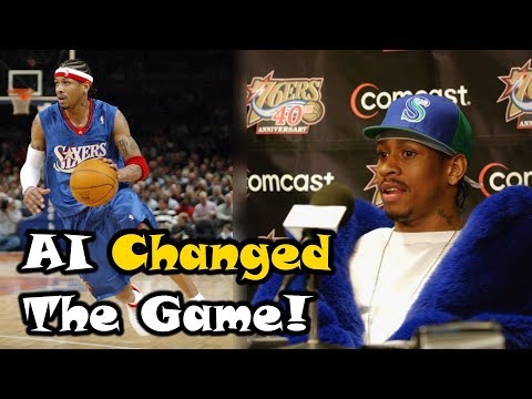 How GOOD Was Allen Iverson Actually?