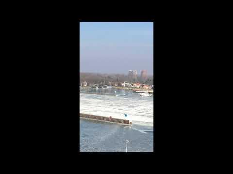 Schellingwoude schaatst op 2 maart 2018
