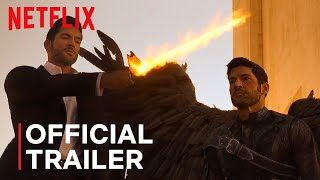 Lucifer Season 5 Part 2 Trailer - Lucifer Becomes God Netflix Breakdown and Easter Eggs