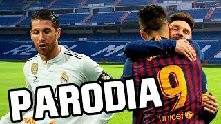 Canción Real Madrid vs Barcelona 0-3 (Parodia Ozuna - BAILA BAILA BAILA)