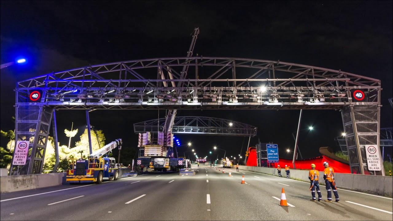 Sir Leo Hielscher Bridge Tolling System Upgrade - McIlwain