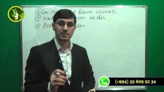 Hacı İlkin Quran Təlimi İki sakinin qovuşması (Ərəb dili) yeni