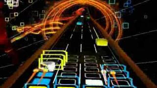 Bond - Explosive (Audiosurf)