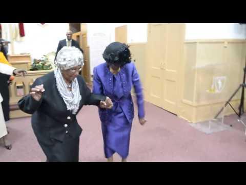 Church Mothers Praise Break