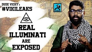 Real Illuminatis are exposed Vikileaks Black Sheep