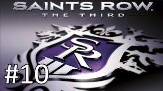 Przejażdżka z tygrysem 🐯  - Saints Row: The Third odc. 10
