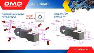 ANÁLISIS DE TOLERANCIAS GD&T CON SOLIDWORKS