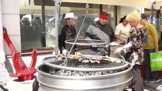 Фестиваль Русской кухни в Камергерском переулке
