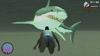GTA SA Mods! Tsunami, Dyom, Spiderman Mod, Zombies, Sharks, Car Spa...