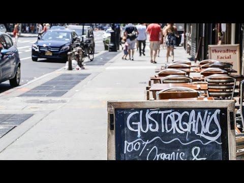 Organic Vegan Restaurant in NYC (GustOrganics)