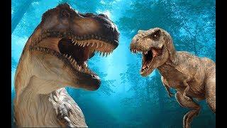 Динозавры. ПОПЫТКА СПАСТИ Долину Динозавров. Гиганотозавр оплошал!!! Мультики на русском языке