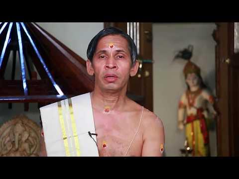 Thiruvonam I August 2017 I Kanippayyur Narayanan Namboodiripad