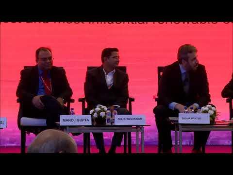 Storage Spectrum Session at Renewable Energy India Expo 2017