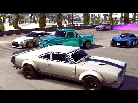 NFS Payback Online Lobby w/Crew Rubbing is Racing!! KARMA is a BIT%H