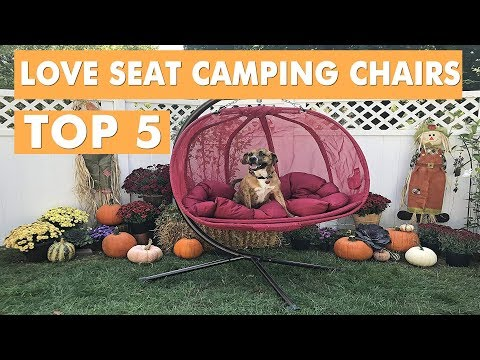 Best Love Seat Camping Chairs 2019
