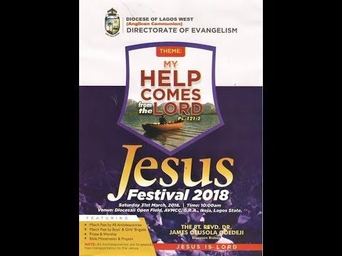 2018 JESUS FESTIVAL