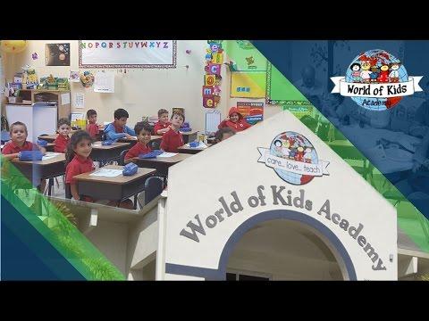 WORLD OF KIDS ACADEMY