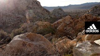 SO HIGH | Romain Desgranges , bouldering in Joshua Tree .:  :.