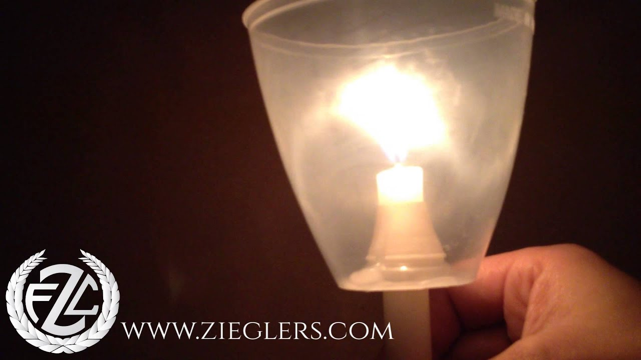 diy candle wax catcher.  Candle Drip Protector BNCC YouTube