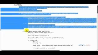 Настройка счетчика электронной торговли Google Analytics для CMS Opencart
