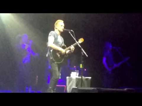 Sting - Fragile @ Auditorio Nacional, Ciudad de México