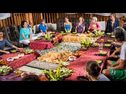 801010 Raw Vegan Retreats With Dr. Douglas Graham