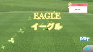 Wii Sports Club golf : playing golf on wiiu classic course (201809182135370)