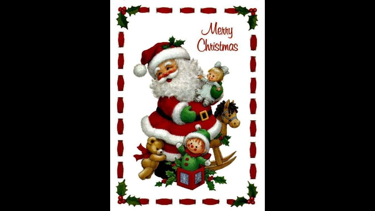 merry christmas to all my family friends