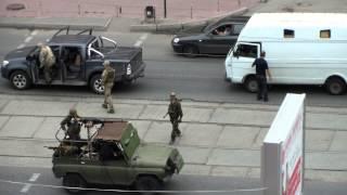 "Война в Луганске. ЛНР ловит ДРГ ""кочующий"" миномет."