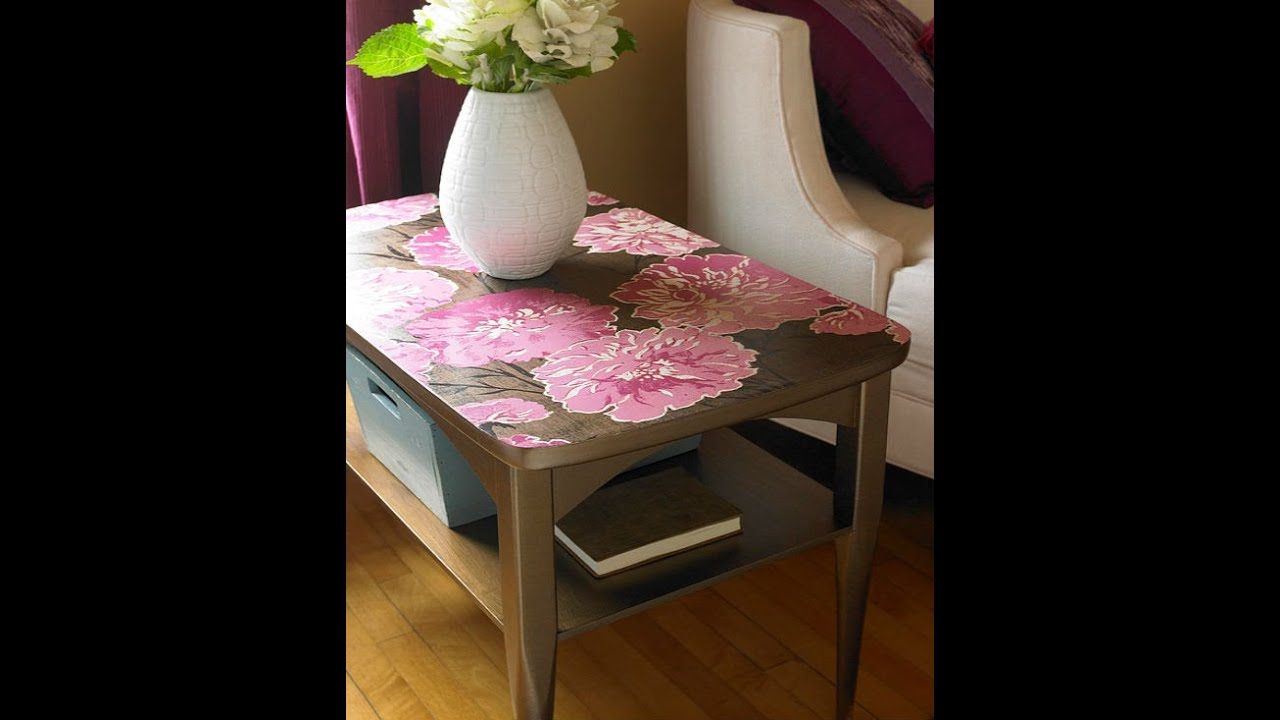Decorating Tips Wallpaper With Furniture Youtube