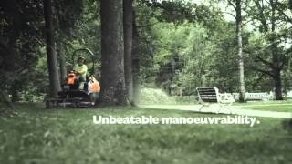 Husqvarna Commercial Front Mowers