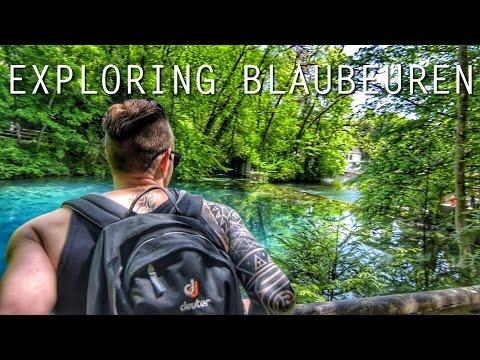 exploring blaubeuren//germany//dancing with glidecam