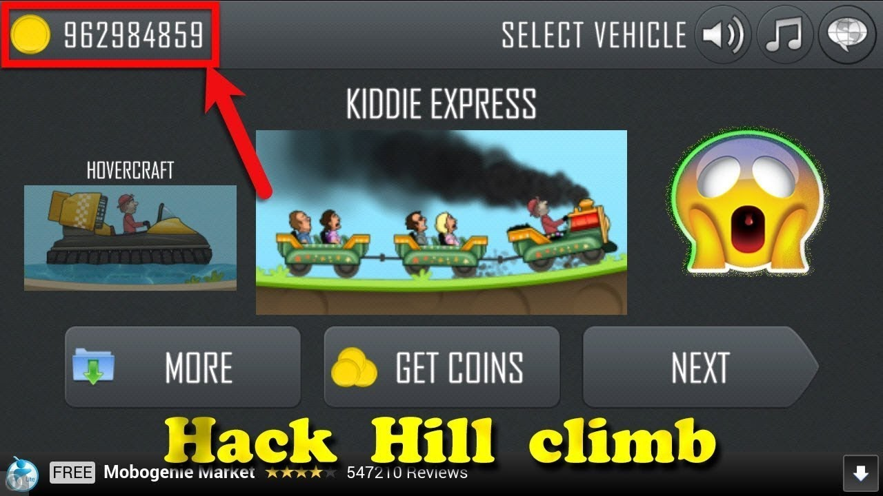 how to use cheat engine on hill climb racing