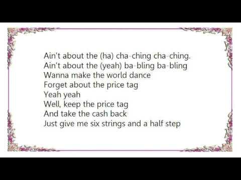 Chiara Grispo - Price tag Lyrics