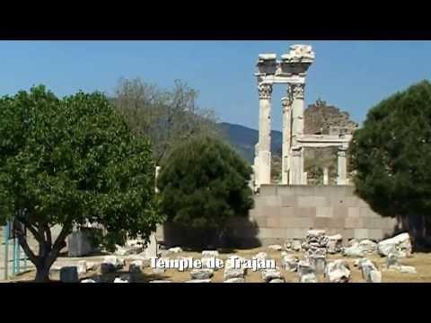 Turquie Anatolie vestiges des sites Antiques Grèco-Romains