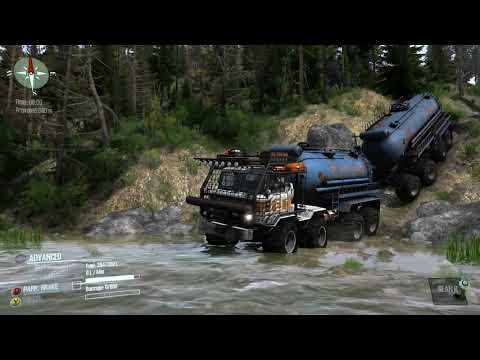 Spintires game play |