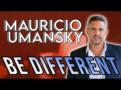 Mauricio Umansky at the Be Different Conference in San Diego