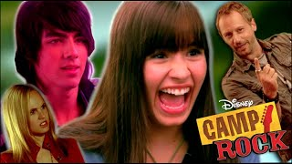 "SINGING *screaming* ALONG TO ""CAMP ROCK""! (commentary & reactions)"