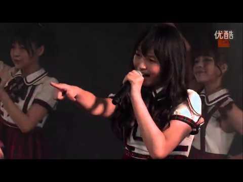 SNH48 Team SII K4公演 M04.偉い人になりたくない 2013-10-26