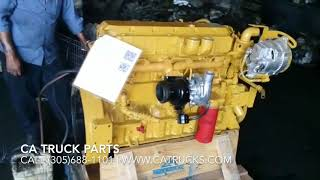 1995 Caterpillar 3116 Diesel Engine For Sale, Serial# 9YN01456, Stock# 1524 | CA Truck Parts