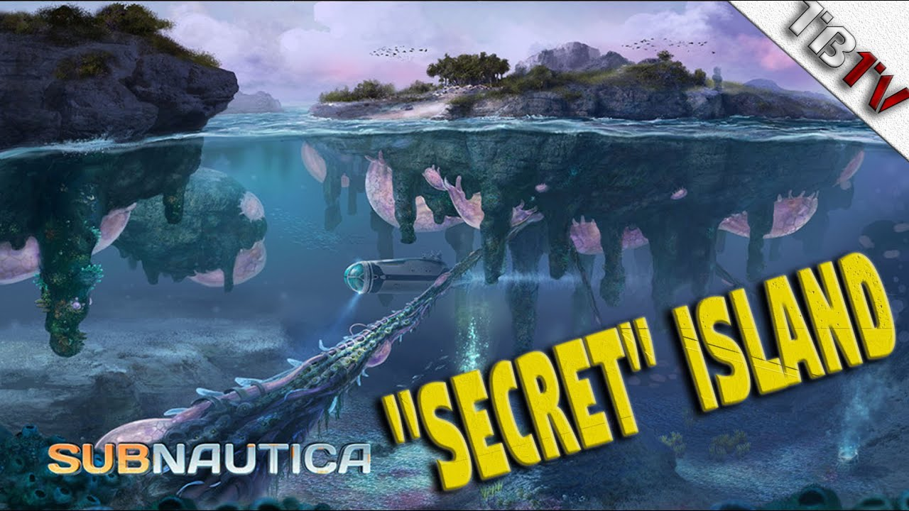 How To Find The Hidden Island Subnautica Multipurpose Room