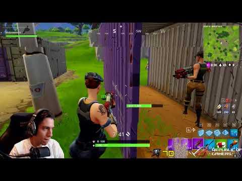 Epic Solo Squad Win (25 kills) 11/4