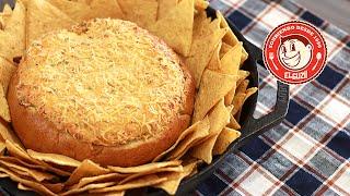 Dip De Queso (bread Bowl Dip)  - El Guzii