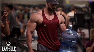 DAY 28 | LEAN BULK: BIG CHEST DAY & ARMS