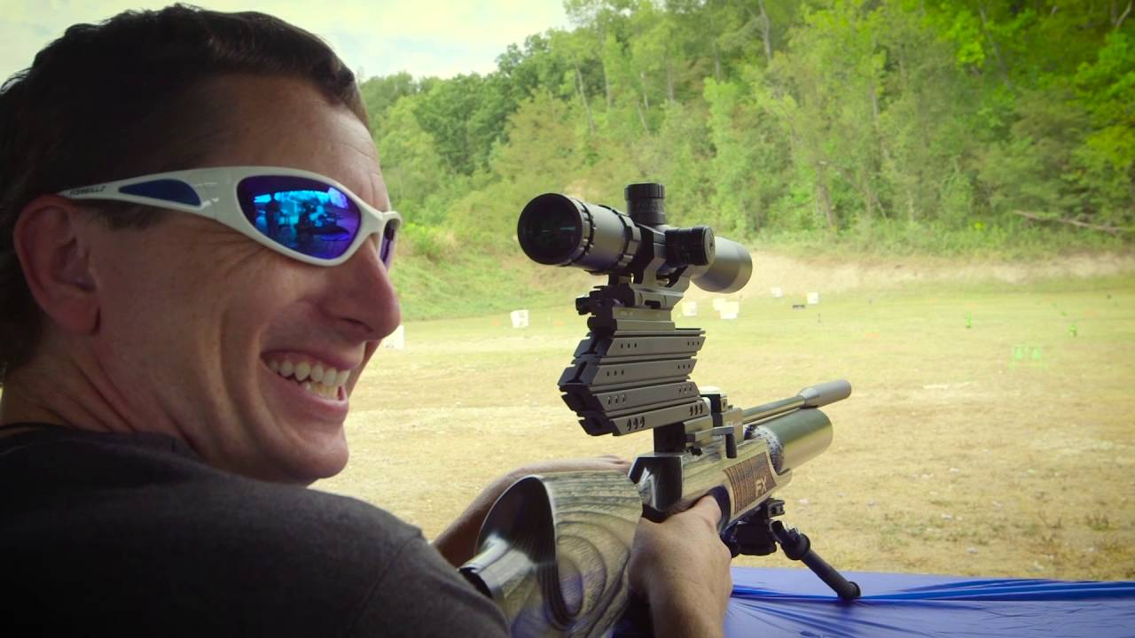 Pyramyd Air Cup Air Rifle Shooting Competition : Part 1 ...