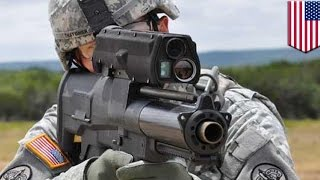 U.S. Army technology: Army tests new rifles with bigger bullets to replace M16 - TomoNews