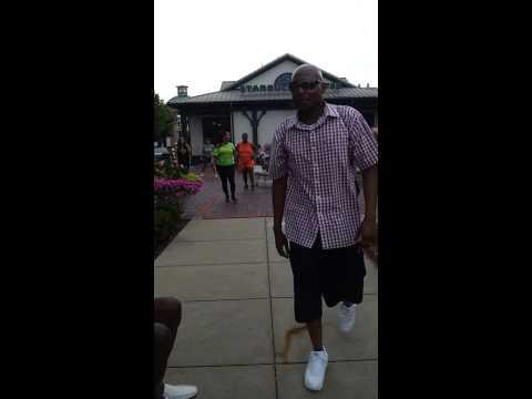BOKWA Flash Mob At Waterfront Homestead PA