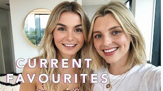 CURRENT FAVOURITES WITH ALLEGRA SHAW!