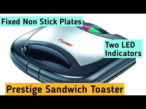 Prestige Sandwich Toaster Review