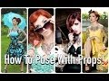 How to be a Pinup Model: Posing with Props! by CHERRY DOLLFACE